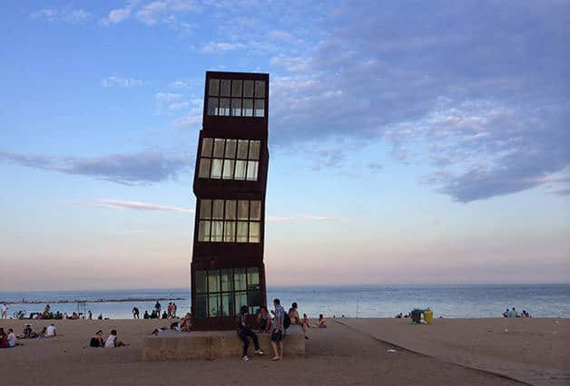 Barceloneta activités gratuites