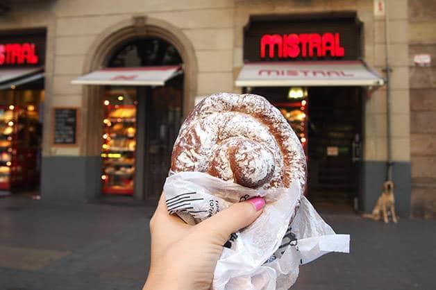 ensaimada du Mistral boulangerie