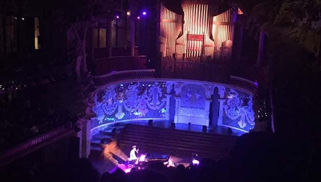 concert Palau de la Musica