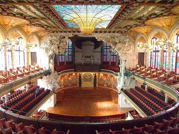 palais de la musique salle de spectacle