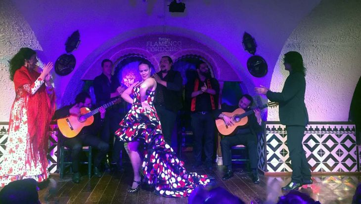 flamenco au tablao Cordobés