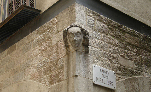 Barcelone insolite: les sculptures immorales