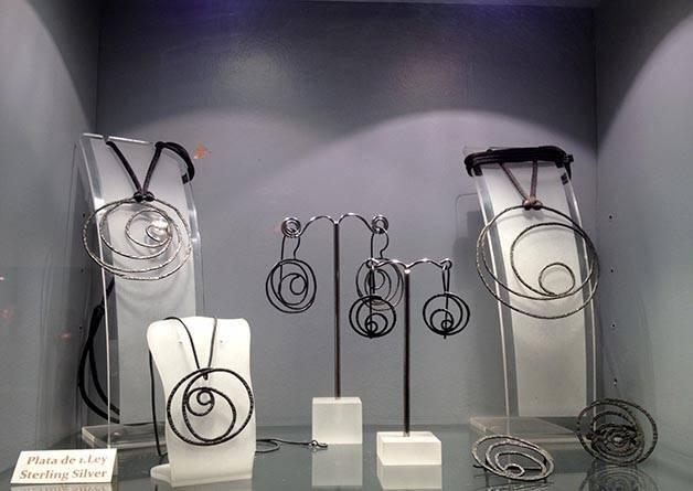 bijouterie locura cotidiana: modèles d'inspiration organique