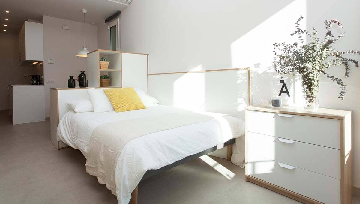 appartement à Gràcia