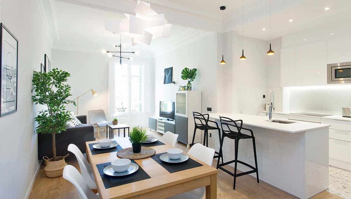 Prix Appartement Barcelone