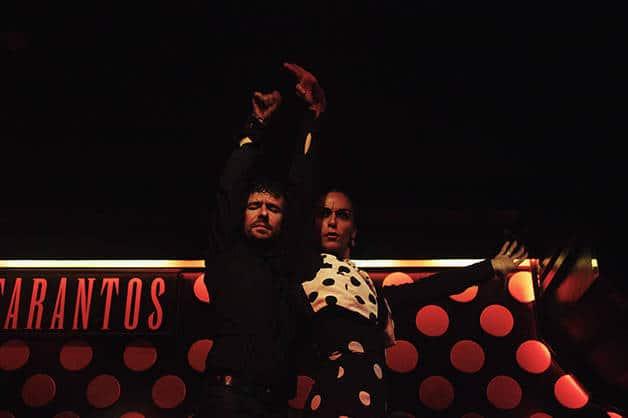 tarantos spectacle de flamenco