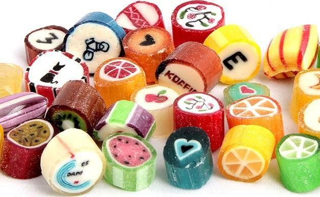 Papabubble bonbons artisanaux cadeaux