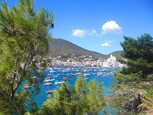 excursion à la costa brava: Cadaques