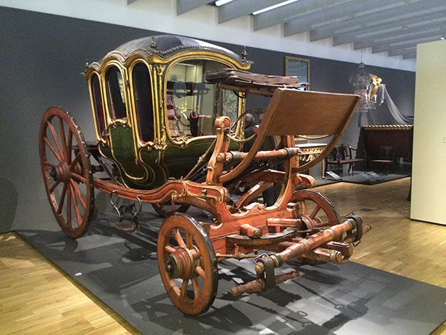 carrosse musée du design