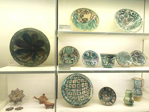 musée du design céramique