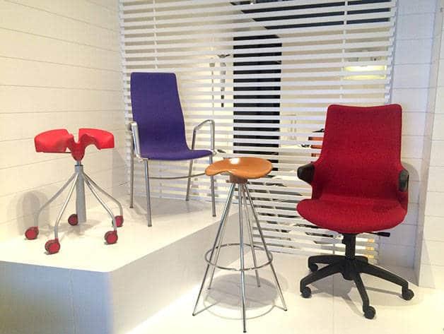 musée du design: sièges