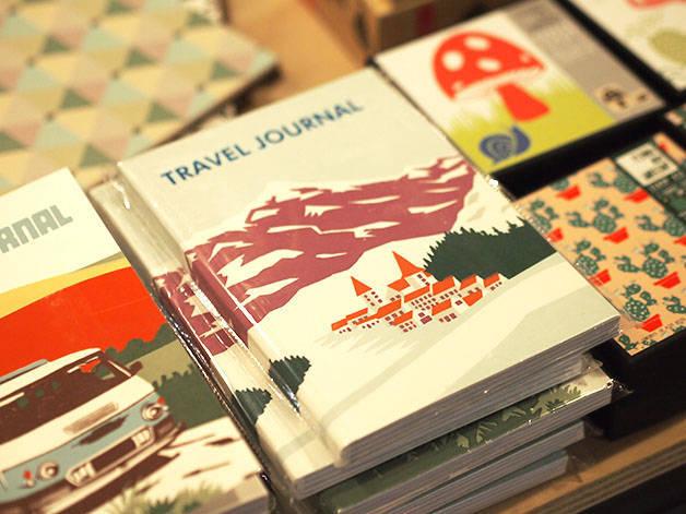 grey street carnets de voyage