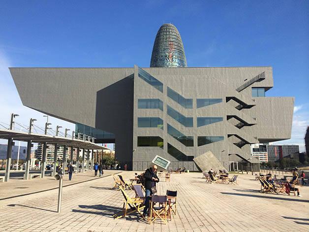 mhub musée du design barcelone