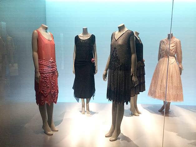 musée du design robes