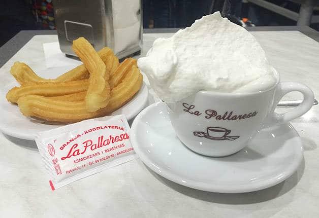pallaresa chocolat chaud