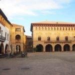 poble espanyol plaza mayor