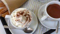 chocolaterie Oriol balaguer, chocolat chaud