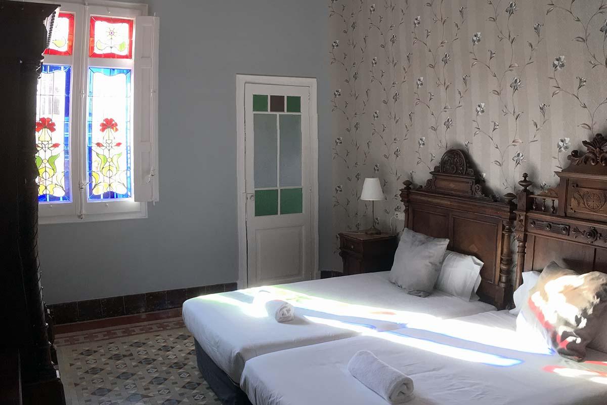Hôtel el xalet chambre