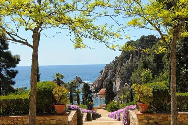 marimurtra jardin botanique Costa Brava