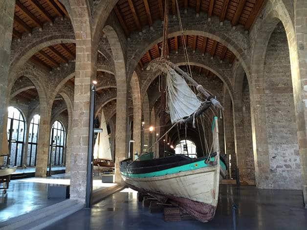 bateau musée maritime