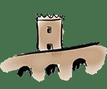 dessin-château-montjuic