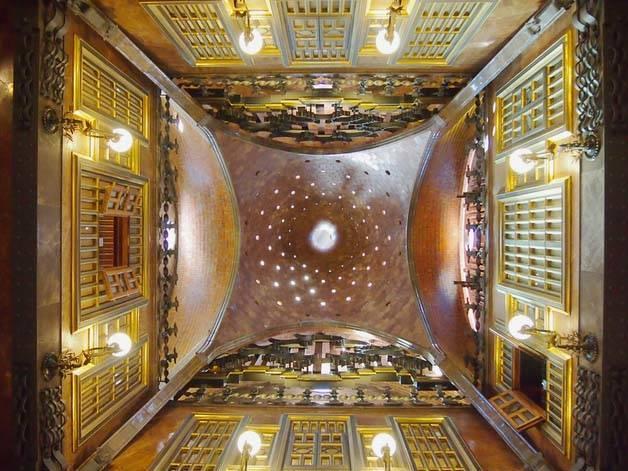 palau guell architecture à Barcelone