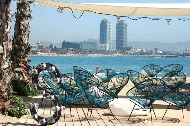salt beach club hôtel W