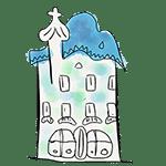 dessin de la casa batlló