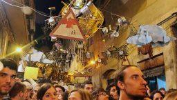 Les Barcelonais et la fête de Gràcia