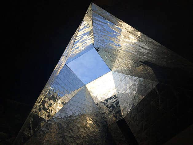 museu blau musée des sciences naturelles architecture