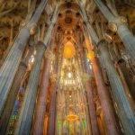 Visiter Barcelone: sagrada familia