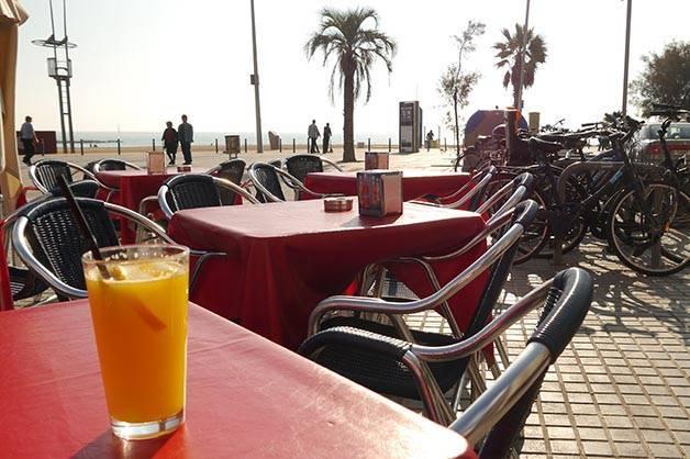 santa marta Barcelone comme un local