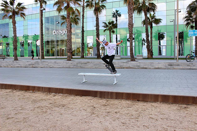sport skate barcelone