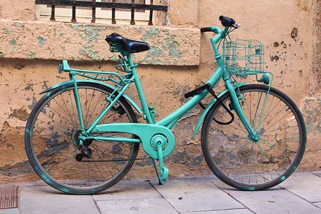 Barcelone comme un local vélo