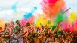 Color Run Barcelone