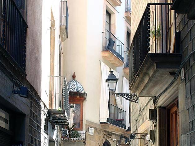 colocation à Barcelone dans le quartier gothique
