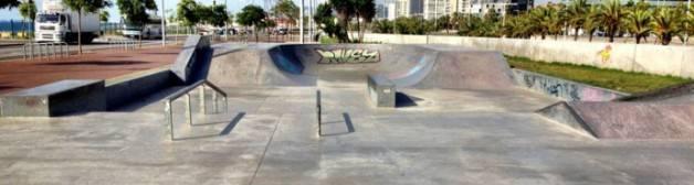 skateboard a barcelone Maresme