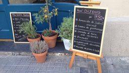 mots de catalan pour le restaurant