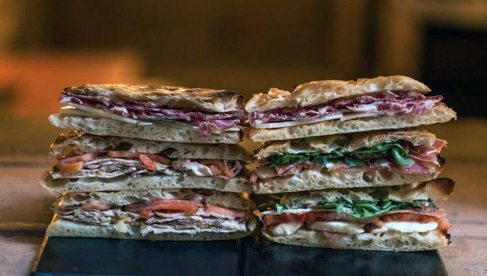 sandwich Narciso