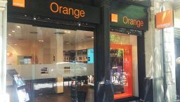 téléphone Orange Barcelone