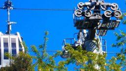 téléphérique Montjuic Barcelone