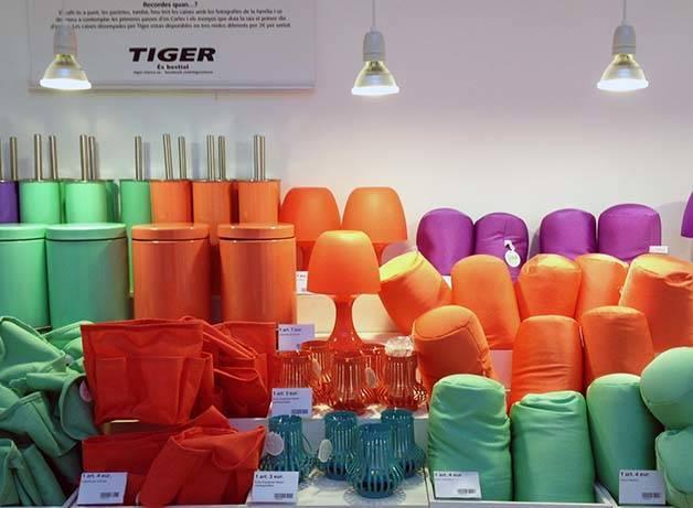tiger accessoires de décoration