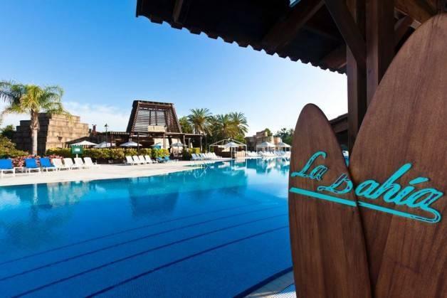 hôtels Port Aventura El Paso piscine
