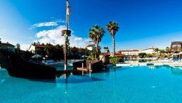 hôtels Port Aventura piscine palmier