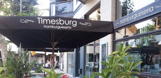 hamburgers Timesburg Barcelone