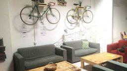 bed & bike salon