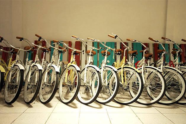 bed & bike vélos