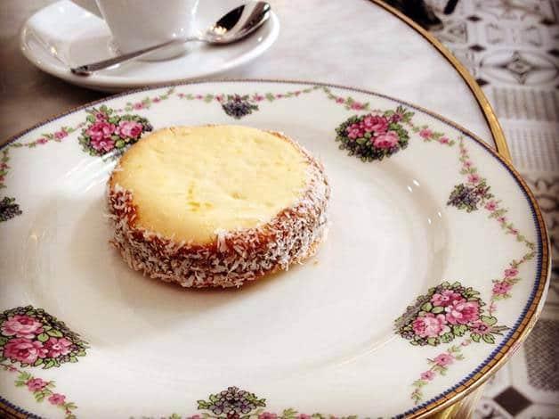 restaurant proche de la Sagrada Familia bristol cafe dessert
