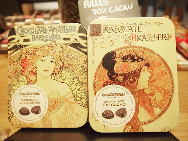 Casa Amatller chocolat