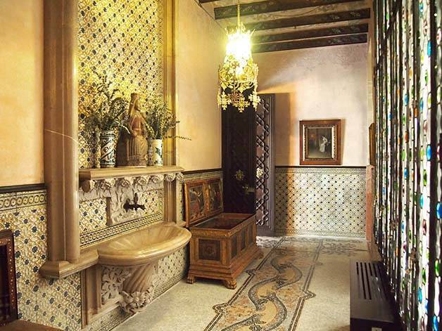 Casa Amatller intérieur